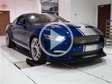All new Shelby Track Suspension System