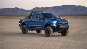 NEW FORD SHELBY F-250 SUPER BAJA TRUCK