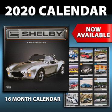 2020 Calendar