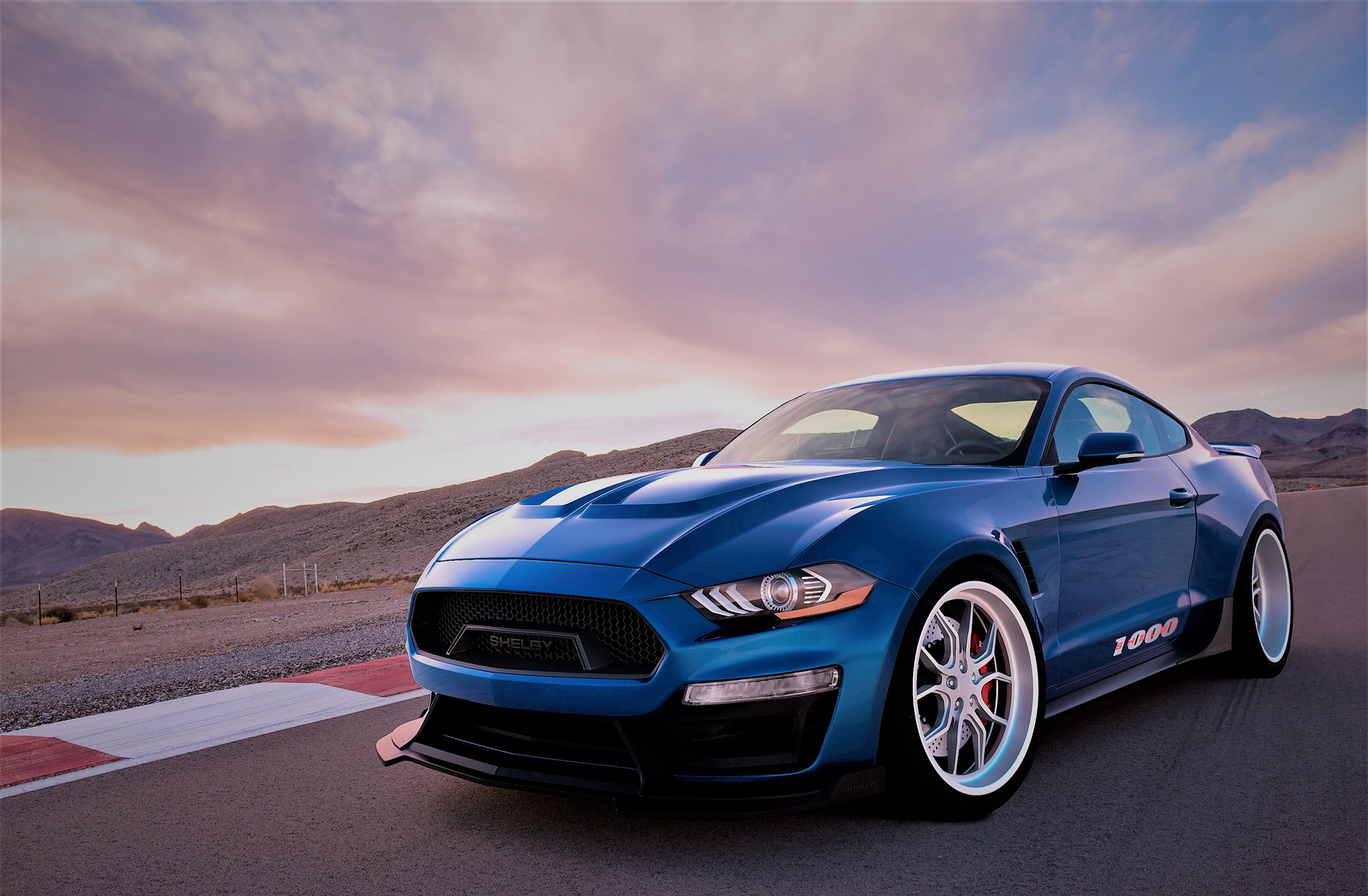 2019 Ford Shelby GT-H Convertible