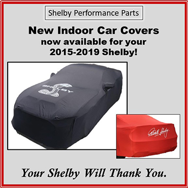 Shelby Car Covers