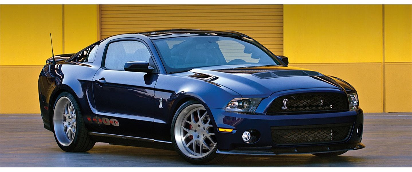 Shelby 1000 2011 2014