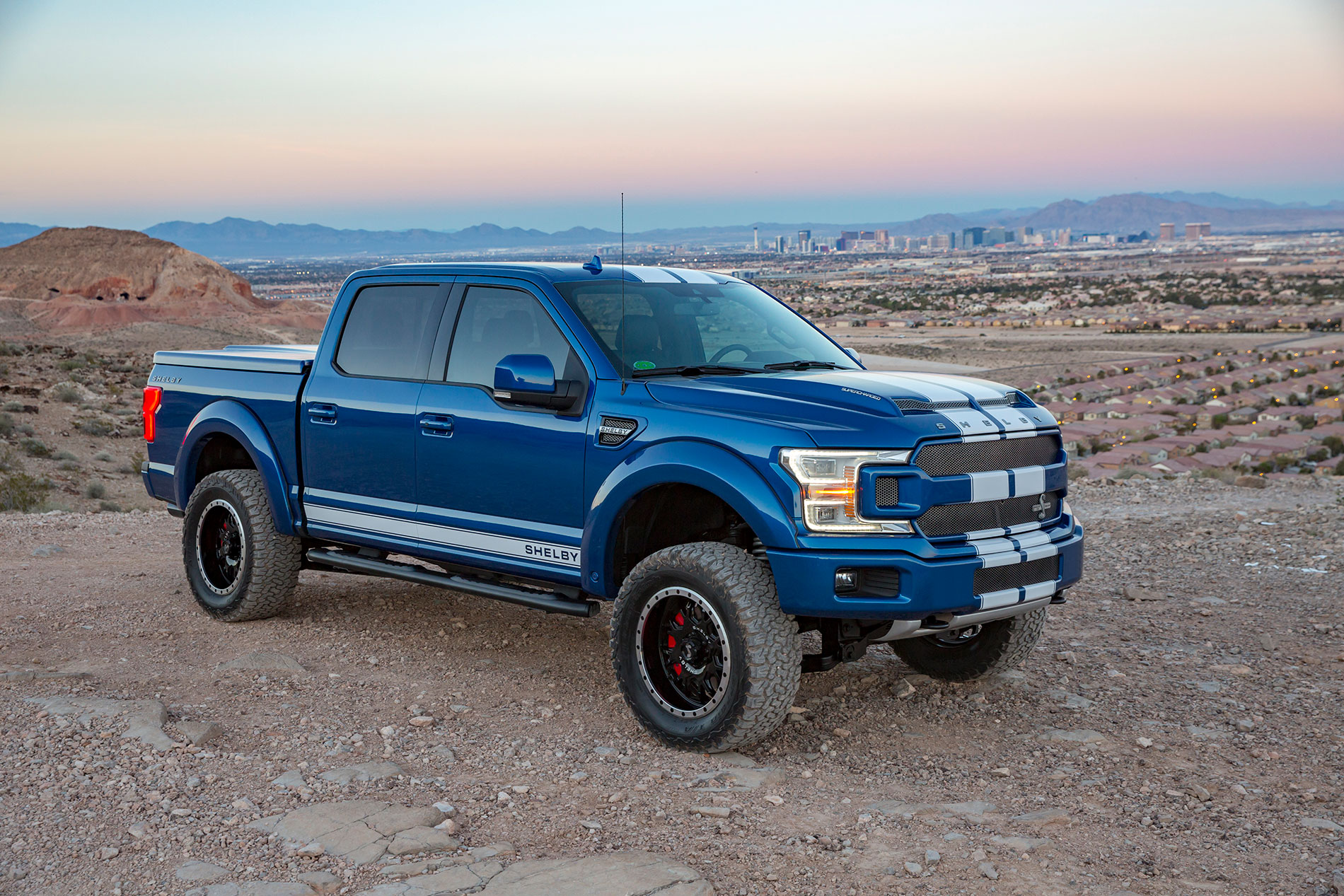 Shelby F 150