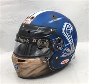 Carroll Shelby Foundation Chase Briscoe's Racing Helmet Raffle