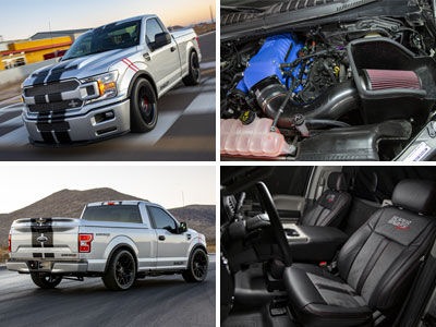 Shelby f-150 Super Snake Sport Concept