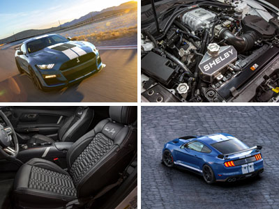 Shelby GT500SE Signature Edition