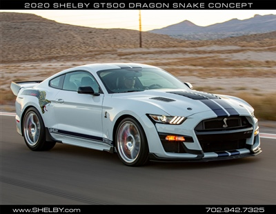2020 Shelby GT500 Dragonsnake