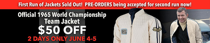 Exclusive 1965 Shelby Championship Jacket