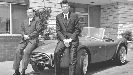 Carrol Shelby International