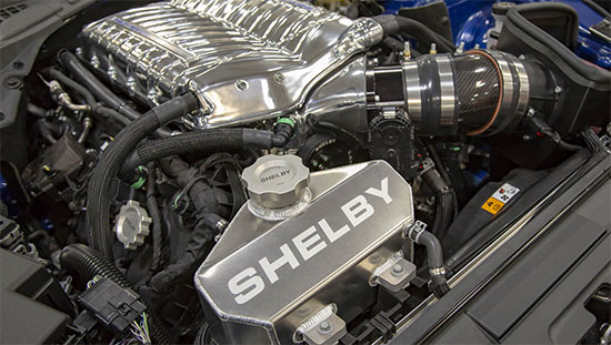 Carrol Shelby Store/Shelby Performance Parts