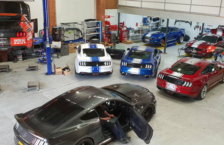 Mustang Motorsports